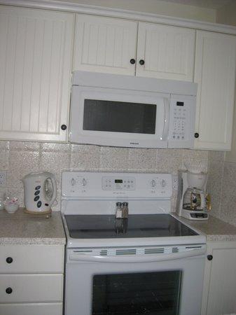 Aspens on Blackcomb: Küche im Aspens