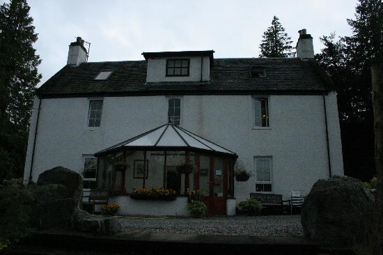 Auchterawe Country House : esterno