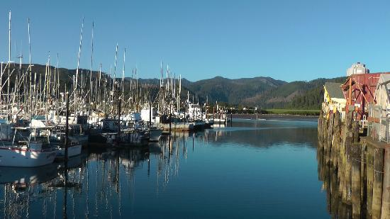 Econo Lodge Garibaldi: Tillamook Bay - Garibaldi