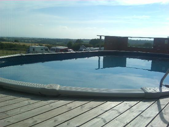 Acorns Naturist Retreat: The Pool