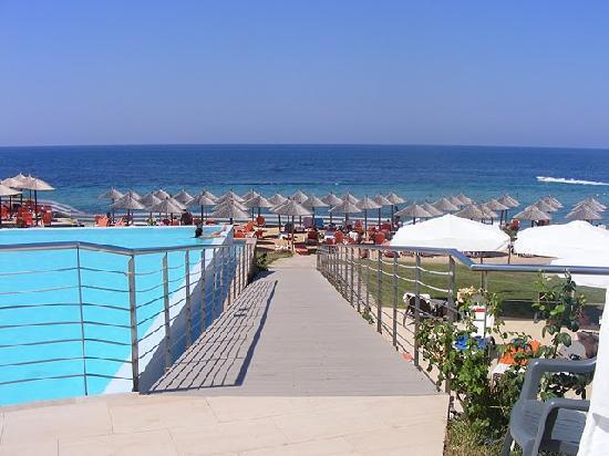Nea Potidea, Grecia: view