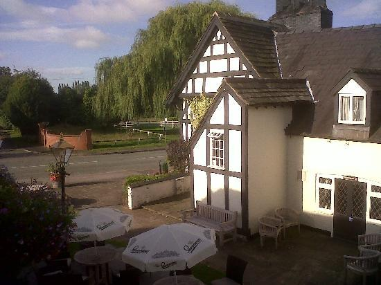 Innkeeper's Lodge Sandbach Homes Chapel: View from room 304