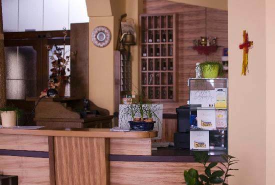 Pension Sauer : Rezeption im Hotel Sauer