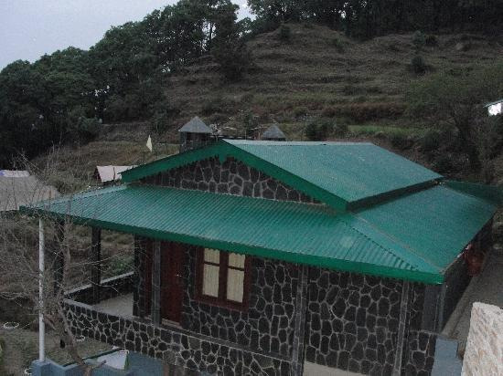 Pangot, India: The cottages