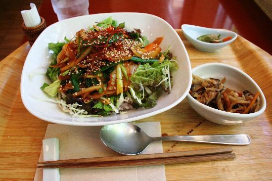 Cobakaba: The food I ordered