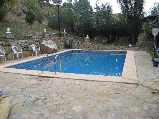 El Galgo: Swimming Pool