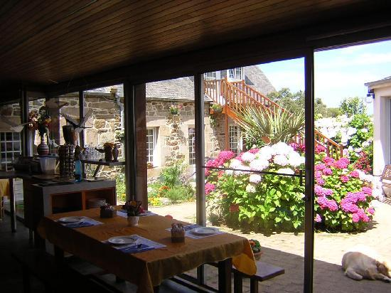 Hôtel Les Sternes : sala colazione