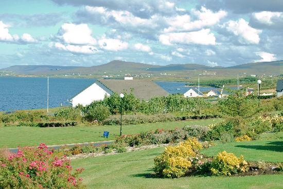 Belmullet, Ιρλανδία: View from the hotel doorstep!!!