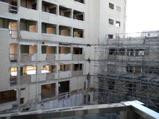 Hotel Clumba: vista dalla terrazza dell'hotel