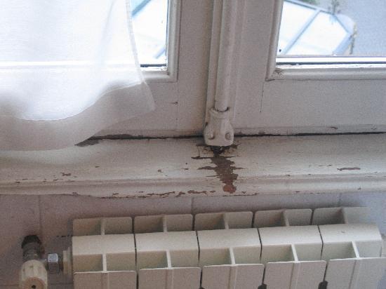Fenster im Badezimmer - Bild von Regina Palace, Stresa ...