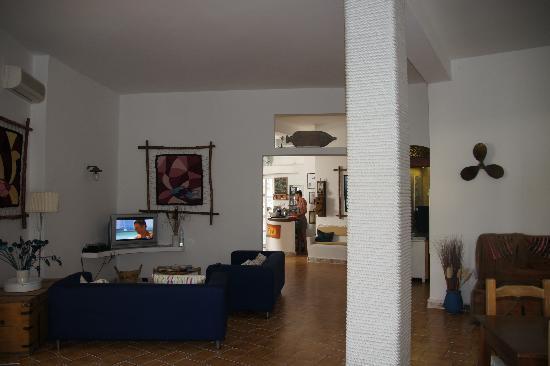 L 39 elegante salotto foto di piccolo hotel luisa isola di for Salotto elegante