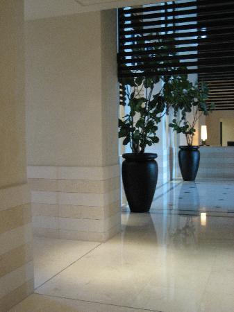 Park Hyatt Jeddah - Marina, Club & Spa: Lobby area