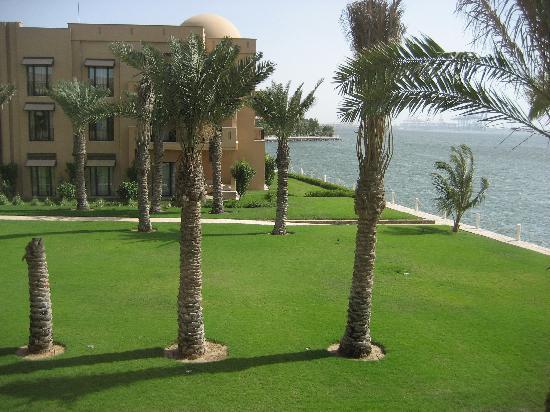 Park Hyatt Jeddah - Marina, Club & Spa: View from our window