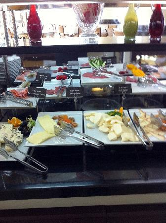 Crowne Plaza Istanbul Asia: Some of the breakfast selection