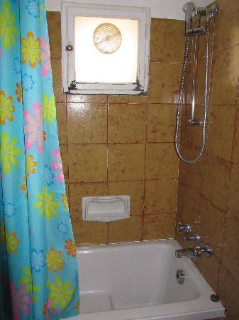 Hotel Argentina: La salle de bain