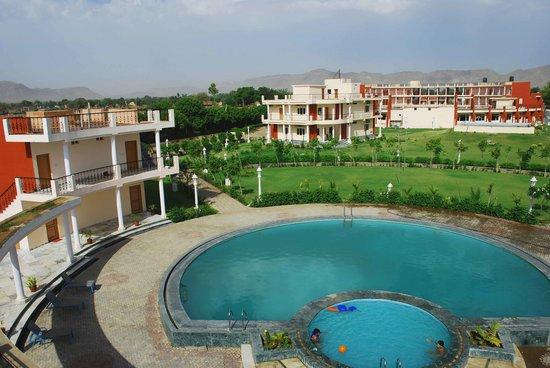 Kotputli, India: Pool