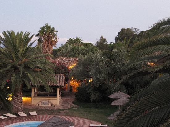 Hotel Costa dei Fiori: Vista dalla camera