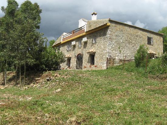 El Galgo, View From The River