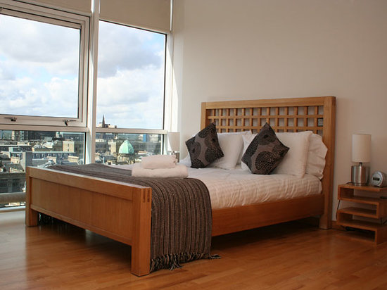 Glasgow Loft Apartments: Glasgow Lofts Bedroom