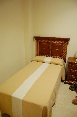 Hostal Museo : la stanza da letto