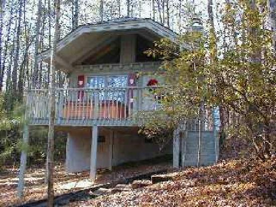 Timberloft Cottages and Cabins: Cabins with Hot Tubs!