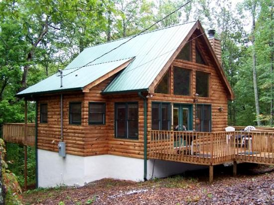 Timberloft Cottages and Cabins: Mountain Getaway