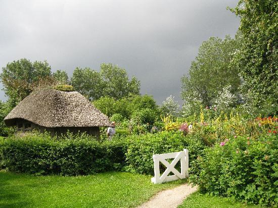 Nolde Stiftung Seebüll: Nolde-Garten