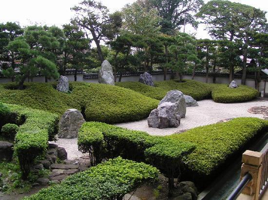 Komyoji : Zen Garten Karesansui