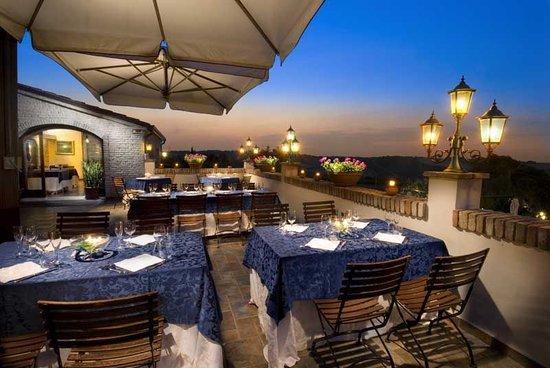 Saludecio, Italien: terrazza dei tramonti
