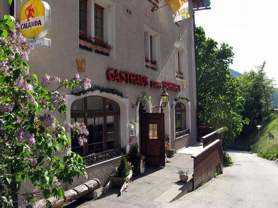 Gasthaus Bahnhof Langwies