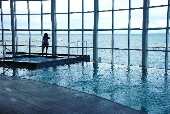 Hotel Dreams del Estrecho: Linda vista de la Piscina