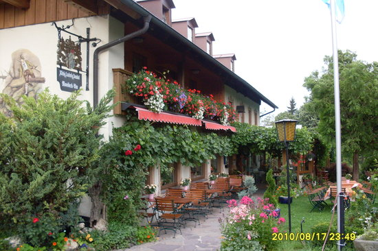 Landhotel Moosbeck-Alm
