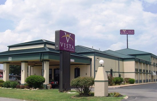 Vista Inn & Suites Murfreesboro: Entrance
