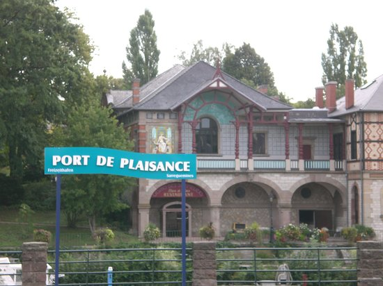 Sarreguemines, France: Port de plaisance