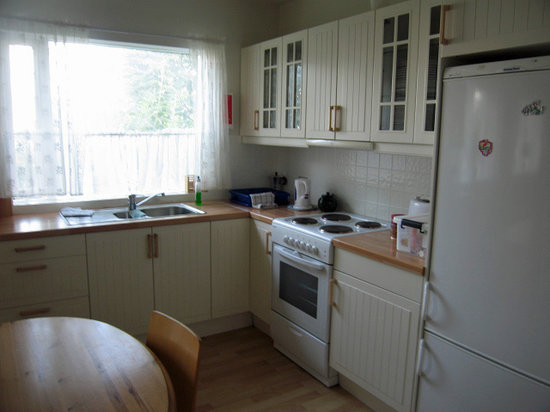 Hali Country Hotel: Kitchen picture
