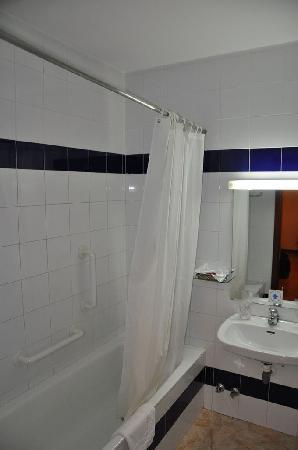 Hotel Serit Jerez de la Frontera - salle de bains
