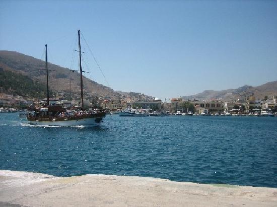 Kalymnos, Grecia: Pothia