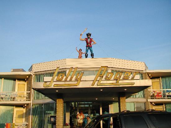 Jolly Roger Motel: The Jolly Roger