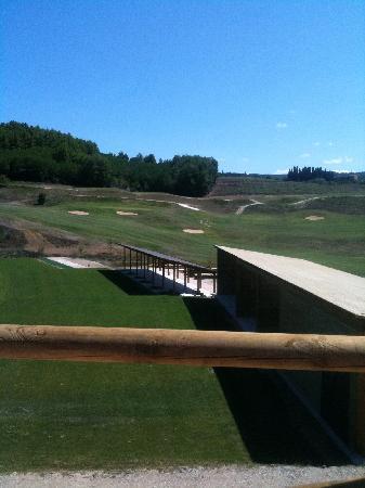 Golf Club Castelfalfi: Campo Pratica
