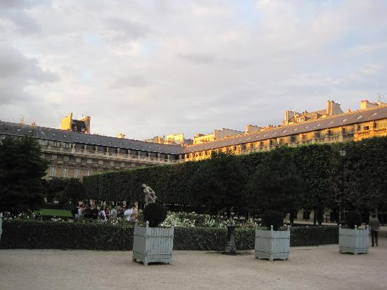 Jardin Du Palais Royal Picture Of Villalys Paris Tripadvisor