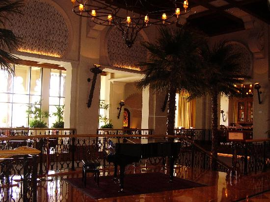 The Palace at One&Only Royal Mirage Dubai: lobby