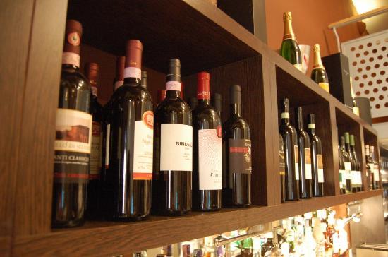Zest Ristorante & Wine Bar : vini