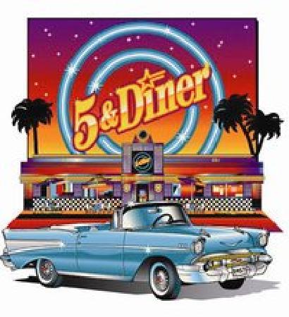 5 & Diner - N. 16th St.: The Original 5 & Diner