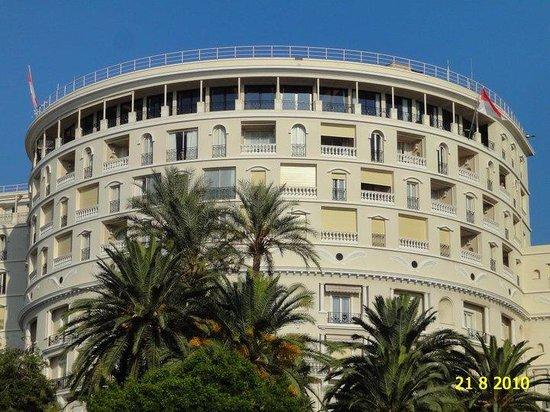 Grill Room Hotel Paris Monaco