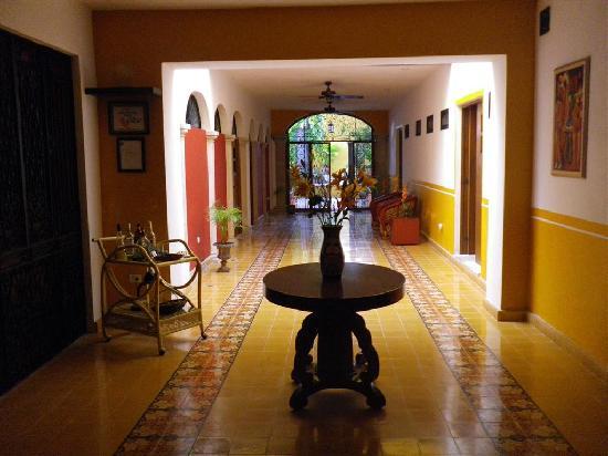 Luz En Yucatan: Lobby