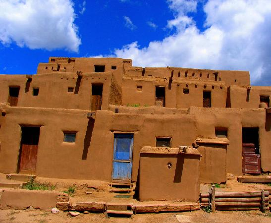 Old Town Albuquerque : Santa Ana Pueblo