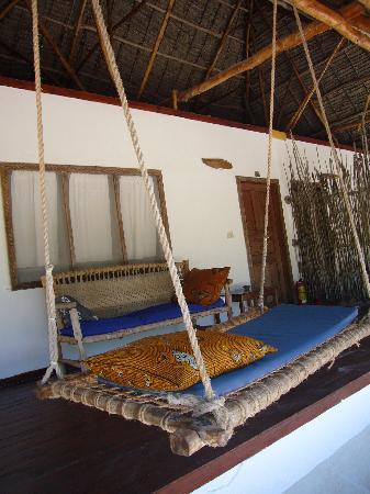 Hakuna Majiwe Beach Lodge: i bungalow-dettaglio