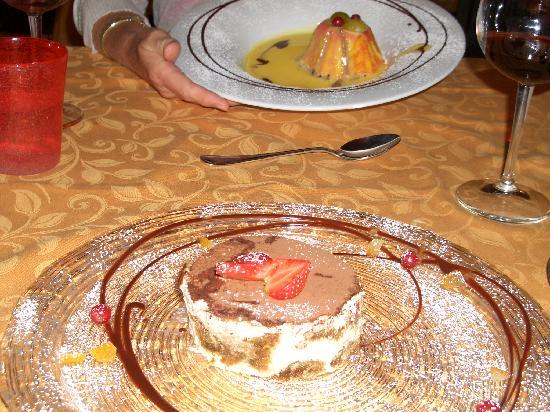La Vallata: Excellent meals