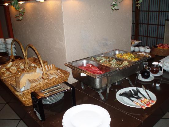 Ananay Hotel San Isidro: breakfast