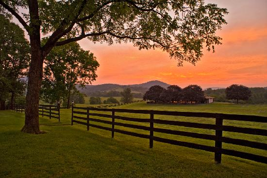 The Marriott Ranch Bed and Breakfast : Sunsets at the Ranch